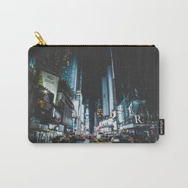 New York city night Carry-All Pouch
