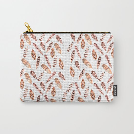 Plumas Carry-All Pouch