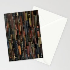 Books on Books Stationery Cards