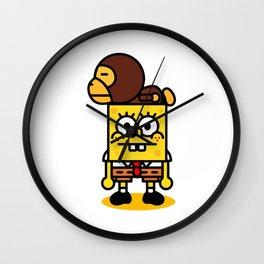 Milo and Bob Wall Clock