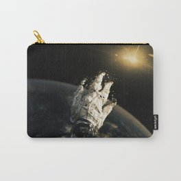 floating in the abyss Carry-All Pouch