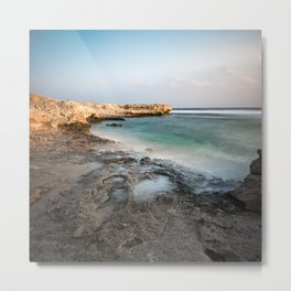 coral coast Metal Print