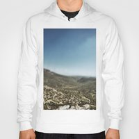 france Hoodies featuring France by jmdphoto