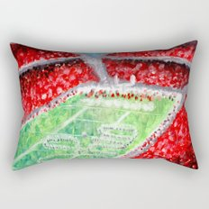Ohio State Buckeyes Rectangular Pillow