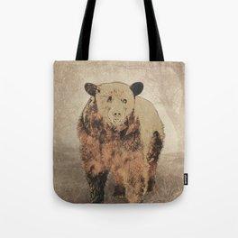 Formosan Black Bear Tote Bag
