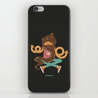 zen iPhone & iPod Skins featuring Zen by carvalhostuff