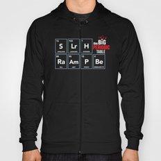 The Big (Bang) Periodic Table Hoody