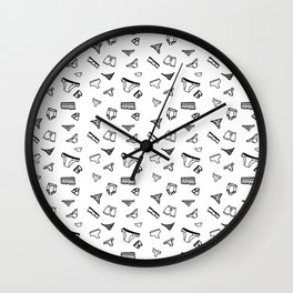 Undies! Wall Clock