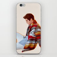 darren criss iPhone & iPod Skins featuring Darren for Hero by byebyesally