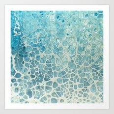 Cells Art Print