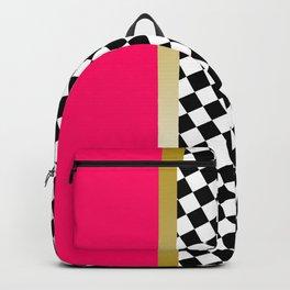 grrls square Backpack