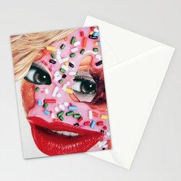 Sugar Lips Stationery Cards