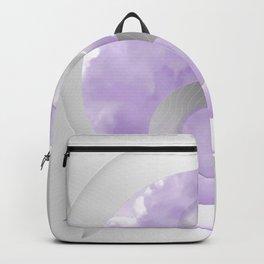 YinYang Love Lilac Backpack