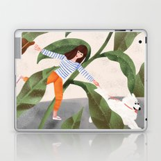 Going On A Walk Laptop & iPad Skin