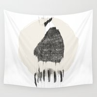 vogue Wall Tapestries featuring Vogue me up by leazeichnet