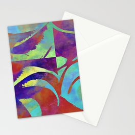 color move II Stationery Cards