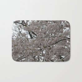 Tidal Basin Blossoms Bath Mat
