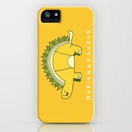 Durianosaurus iPhone Case