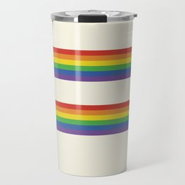 Equalities of the rainbow  Travel Mug