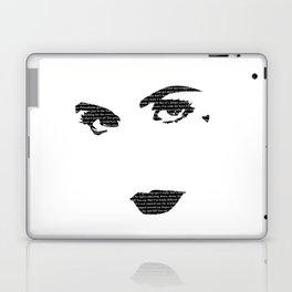 Primadonna Girl Laptop & iPad Skin