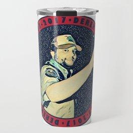 Derek Memorial Travel Mug