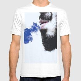 Sir blue smoke T-shirt