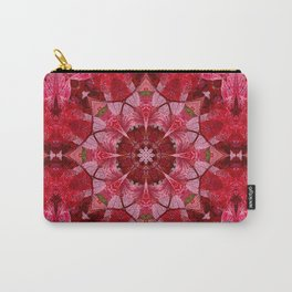 Cranberrybush Viburnum mandala Carry-All Pouch