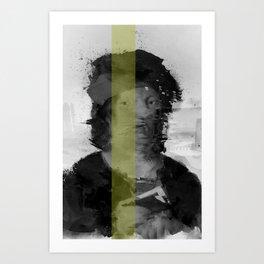 N°3 Art Print