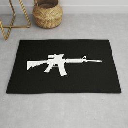 M4 Assault Rifle Rug