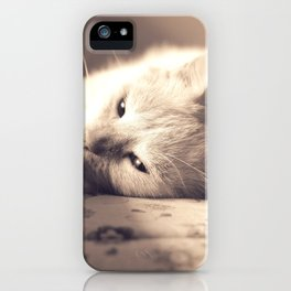 Maia iPhone Case