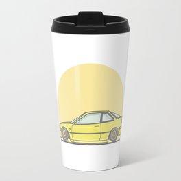 Honda Integra DA5 vector illustration Travel Mug