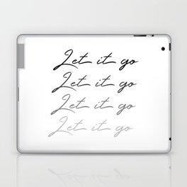 Make Like Elsa & Let It Go Laptop & iPad Skin