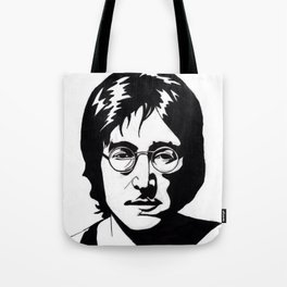 A Working Class Hero Is Something To Be Tote Bag