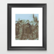 direction Framed Art Print