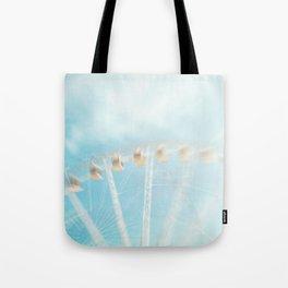 In the sky Tote Bag