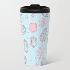 Crystal Universe Metal Travel Mug