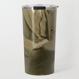 The Golden Lord Travel Mug