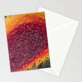 Bright Meteor Stationery Cards