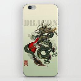 Dragon BassGuitar 01 iPhone Skin