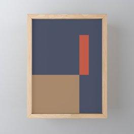 Contemporary Composition 29 Framed Mini Art Print