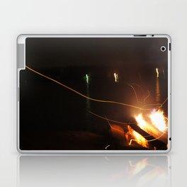 Fire Light Laptop & iPad Skin