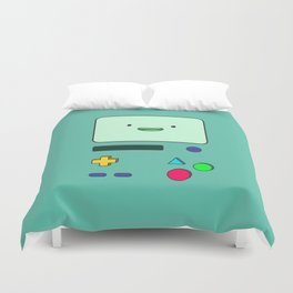 Beemo  Duvet Cover