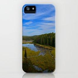 Beaver Dam Lookout iPhone Case