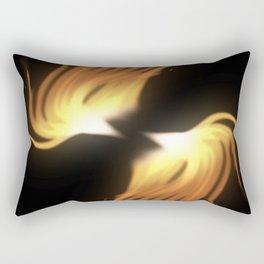 Twin Phoenix Rectangular Pillow