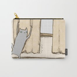 Cat Approval Carry-All Pouch