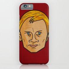 Daniel Craig is James Bond iPhone 6s Slim Case
