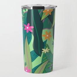 Fantasy Botanical #12 Travel Mug