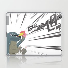 Godzelato! - Series 2: GOAHHHHHH! Laptop & iPad Skin