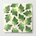 Green Leaves by elisabethfredriksson