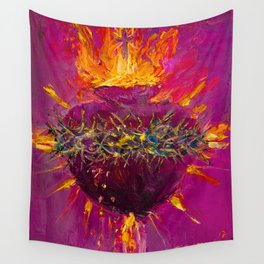 Sacred Love I Wall Tapestry